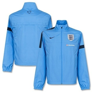 [Order] 13-14 England Boys Sideline Woven Jacket  (Light Blue) - KIDS