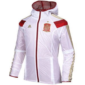 13-15 Spain Woven Anthem Track Jacket