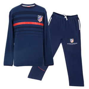 [Order] 14-15 AT Madrid Boys Pyjama (Navy) - KIDS