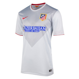 [Order] 14-15 Atletico Madrid Away (With Sponsor)
