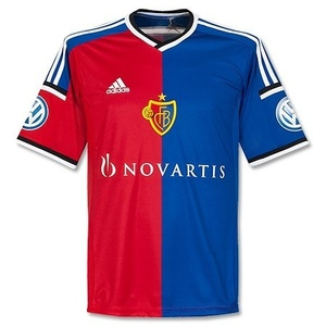 [Order] 14-15 FC Basel UCL (Champions League) Away