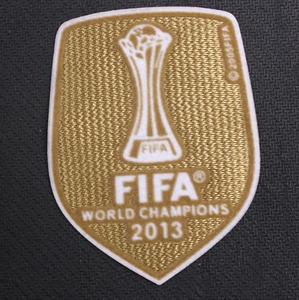 2013 FIFA World Champions Patch(For 13/14 & 14/15 Bayern Munchen)