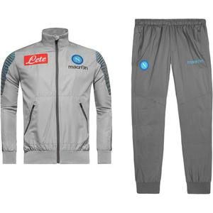 [Order] 14-15 Napoli Official Microfibre Tracksuit (Grey) - KIDS