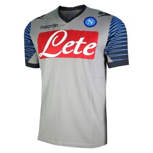 [Order] 14-15 Napoli Official Polyester T-Shirt - Grey