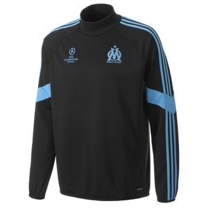 [Order] 14-15 Marseille EU Training Top - Black