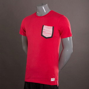 [Order] 14-15 England Covert Pocket Top - Red