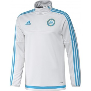 [해외][Order] 14-15 Marseille Training Top - White