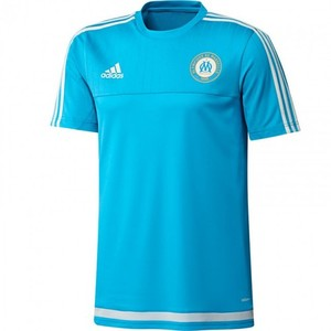 [해외][Order] 15-16 Marseille Training jersey (Blue) - adizero