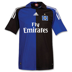 08-10 Hamburg SV Away