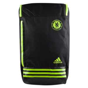 [해외][Order] 16-17 Chelsea(CFC) Backpack - Black/Solar Yellow