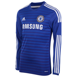 [해외][Order] 14-15 Chelsea (CFC) Player Issue AdiZero Home L/S - Authetic