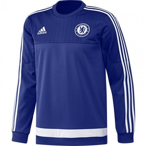 [해외][Order] 15-16 Chelsea(CFC) Sweat Top - Blue