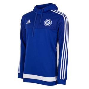 [해외][Order] 15-16 Chelsea(CFC) Hooded Sweat Top - Blue