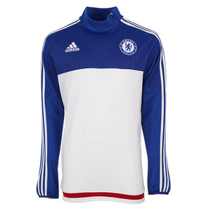 [해외][Order] 15-16 Chelsea(CFC) Training Top - Blue/White