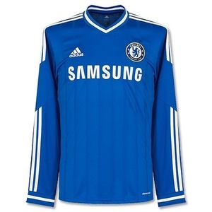 [해외][Order] 13-14 Chelsea(CFC)Player Issue FORMOTION  Home L/S - Authentic
