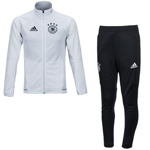 17 Germany (DFB) Boys Training Suit (White) - KIDS
