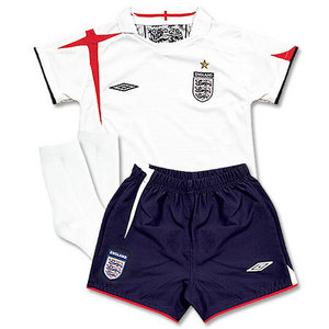 05-07 ENGLAND Home Infants Kit