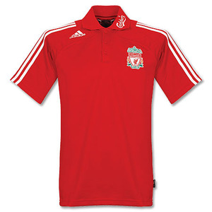 08-09 Liverpool Polo (Red)