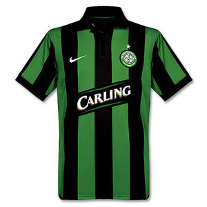 07-08 Celtic 3rd(06/07 Away) Authentic Player Issue