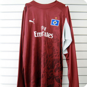 06-07 Hamburg SV GK - Authentic/Player Issue