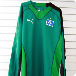 05-06 Hamburg SV GK - Authentic/Player Issue