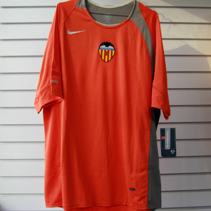 04-06 Valencia Training Top (Player Issue / Authentic)