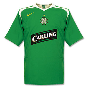 05-06 Celtic Away + 16 KEANE + SPL Patch (Size:M)