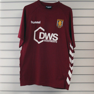 05-06 Aston Villa Training Jersey