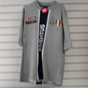 02-03 Juventus Training Jersey