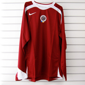 05-07 Sparta Praha Home L/S (Code-7 Player Issue)
